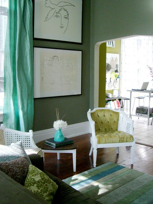 Color Sizzle And Houzz