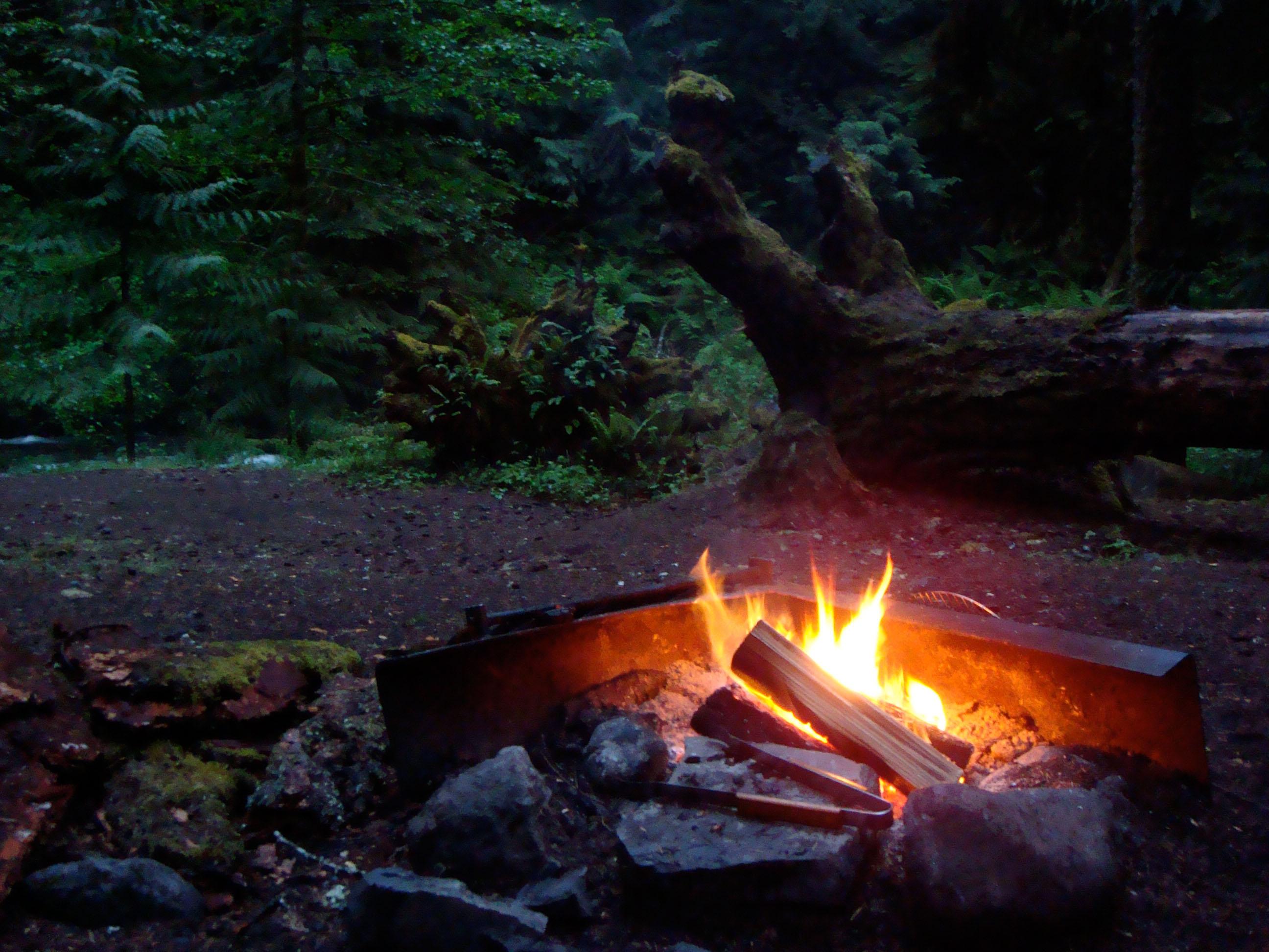 camp fire - photo #40