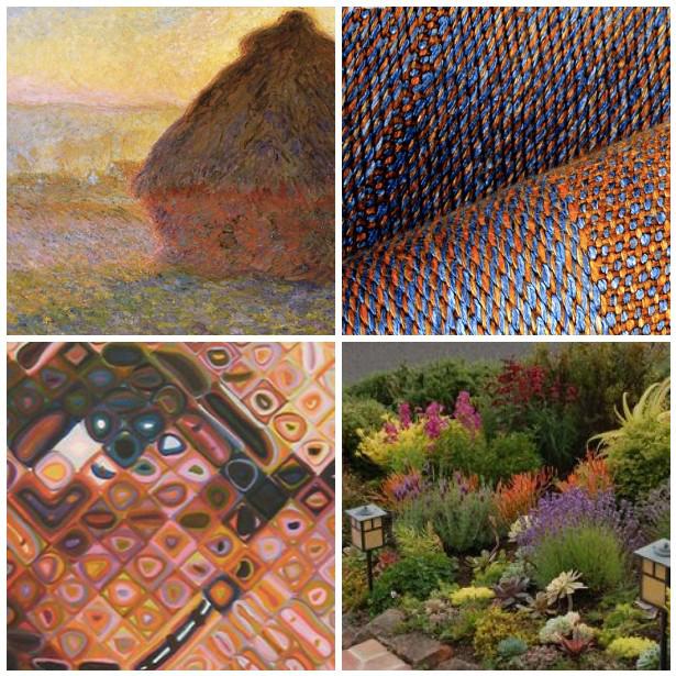 Optical Mixing Mosaic