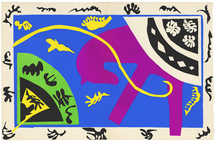 Henri-Matisse-The-Horse-the-Rider-and-the-Clown-1943-4
