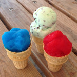 The Winner's Are . . . Ice-Cream Cones!