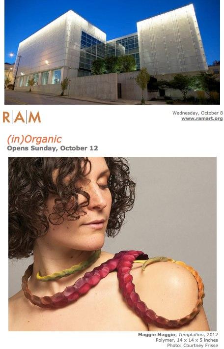 Racine Art Museum Newsletter Oct